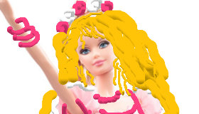 Design your own Barbie