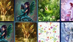 Fairy Girls Game