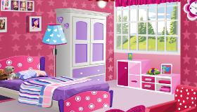 Decorate Barbie's Room