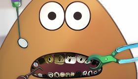 Pou Dentist Trip