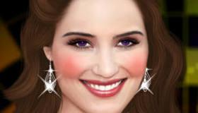 Dianna Agron Glee Makeover
