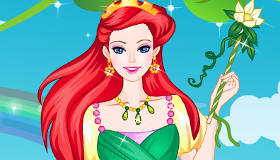 Disney Princess Dresses Mix and Match