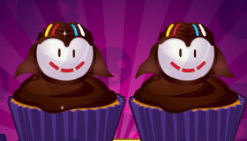 Spooky Dracula Cupcakes