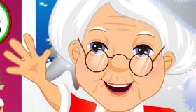 Dress Up Mrs. Claus