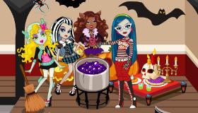 Monster High Haunted Mansion Scene Maker