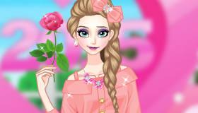 Queen Elsa's Date