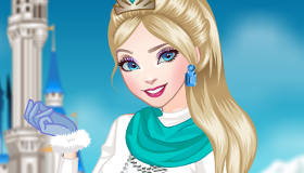 Dress Up Elsa Today