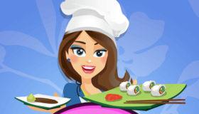 Emma's Sushi Rolls