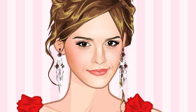 Emma Watson Dress Up