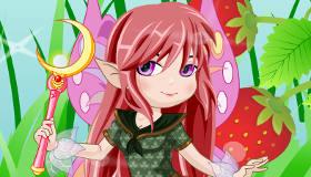 Fairy Hair Style