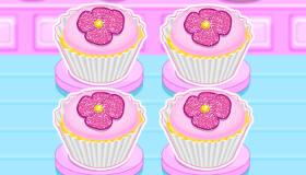 Fairy Cakes Baking