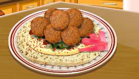 Sara's Cooking Class: Falafel