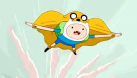 Adventure Time with Finn
