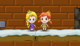 Anna and Elsa Frozen Adventure