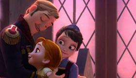 Frozen Family Portrait Puzzle