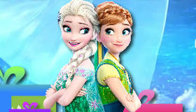 Frozen Fever Bejeweled