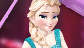 Frozen Music Game