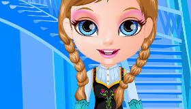 Frozen Chibi Dress Up
