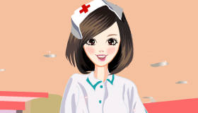 Stylish Nurse Dress Up