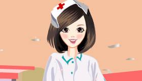 Stylish Nurse Dress Up