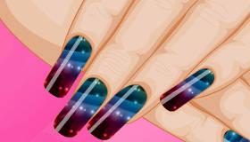 Nail Styling Manicure