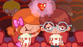 Valentine's Day Cinema Slacking