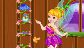 Tinkerbell Fairy Doctor