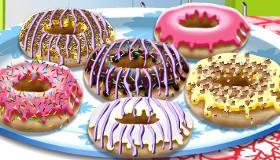 Sara's Christmas Donuts