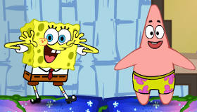 Spongebob and Patrick Adventure