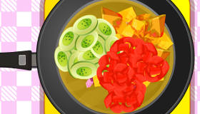 Fruit Salad Recipe Game