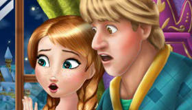 Anna and Kristoff Have a Baby