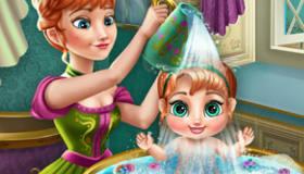 Frozen Anna's Baby