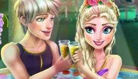 Queen Elsa's Jacuzzi