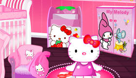 Hello Kitty Room Design