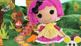 Find the Dolls Lalaloopsy