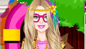 Hipster Barbie Dress Up