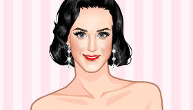Katy Perry Dress Up Girls