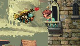 Knight's Princess Kissing
