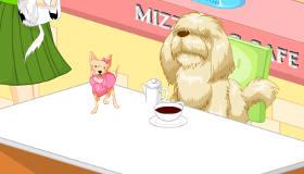 Littlest Pet Shop Cafe