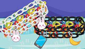 Loom Band Bracelet Game For Girls