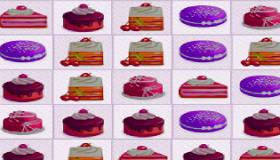 Fluffy Cake Bejeweled