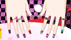 Emo Manicure Game