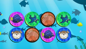 Sea Life Memory Game