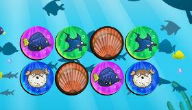 Sea Life Memory Game