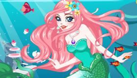 Mermaid Bridesmaid