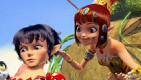 Mia and the Elves of Centopia
