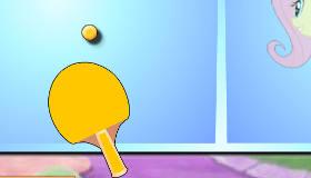 My Little Pony Table Tennis