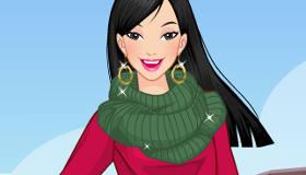 Dress Up Disney Princess Mulan Today