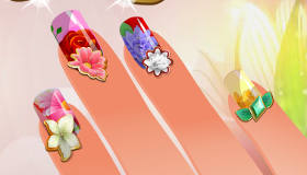 Nail Studio Floral Design