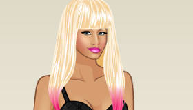 Nicki Minaj Fashion Game